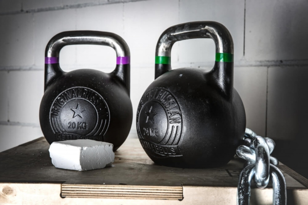 IFS KettleBell Competition