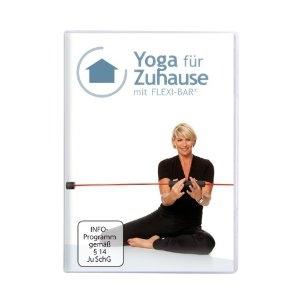 dvd flexi bar yoga f r zuhause. Black Bedroom Furniture Sets. Home Design Ideas