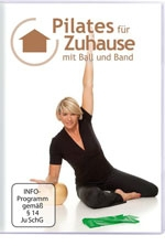dvd flexi bar pilates f r zuhause. Black Bedroom Furniture Sets. Home Design Ideas