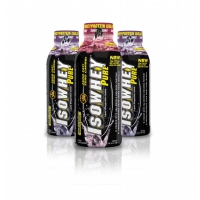 ALL STARS Iso-Whey Drink, 16 x 500ml