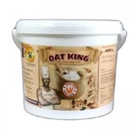 OAT KING 100% Hafer-Vollkorn-Pulver 4kg