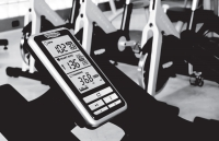 TECHNOGYM Group Cycle Wireless Console