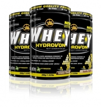 ALL STARS Whey Hydrophon Dose à 690g, diverse Aromen