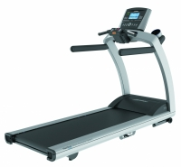 LIFE FITNESS Laufband T5 Go-Konsole