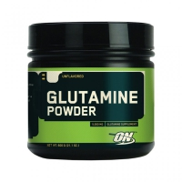 OPTIMUM NUTRITION Glutamine Powder, Dose 600g