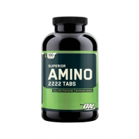 OPTIMUM NUTRITION Superior Amino 2222, Dose 320 Kapseln