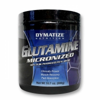 DYMATIZE Glutamine Micronized, Dose 500g neutral