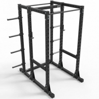 BARBARIAN Pro Functional Power Cage, schwarz