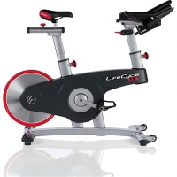 LIFE FITNESS GX Indoor Cycling Bike mit Konsole