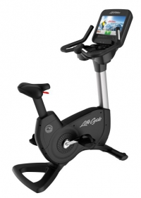 LIFE FITNESS Ergometer Platinum Club Series Discover SE3HD, Artic Silver