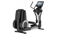 LIFE FITNESS Crosstrainer Platinum Club Series Discover SE WIFI, Arctic Silver