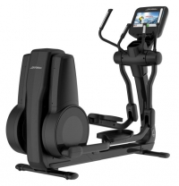 LIFE FITNESS Crosstrainer Platinum Club Series Discover SE3HD, Farbwahl