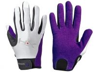 HUMANX Crossfithandschuhe, X3 Competition Women, purple-black-white