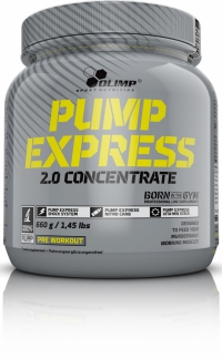 OLIMP Pump Express 2.0, 660g Dose, Orange