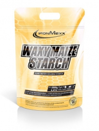 IRONMAXX Waxy Maize Starch, Beutel 2kg