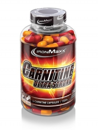 IRONMAXX L-Carnitin Ultra Strong, 150 Kapseln
