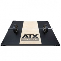 ATX Weight Lifting Platform - Shock Absorption-System  Gewichtheber Abwurfplatte