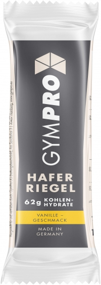 GYMPRO Hafer Riegel