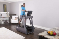 LIFE FITNESS Crosstrainer FS4 Dark Wallnut