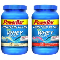 POWERBAR ProteinPlus 100% Whey Isolate, 570g Dose