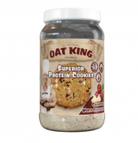 Oat King Superior Protein Cookies, Dose 500, Cranberry-White Chocolate