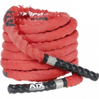 ATX Nylon Protection Rope / Tau 15 Meter - Red