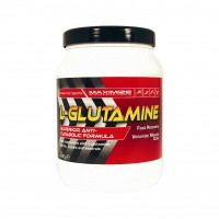 MAXIMIZE L-Glutamin 100% Pure Power 400g Dose Neutral