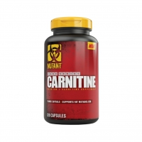 MUTANT Core Series L-Carnitine 120 Kaps. Dose