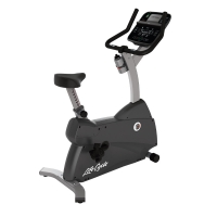 LIFE FITNESS Ergometer C1 Track Connect Konsole