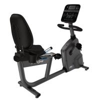 LIFE FITNESS Recumbentbike RS3 Track Connect Konsole