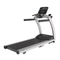 LIFE FITNESS Laufband T5 Track Connect Konsole