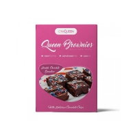 GYMQUEEN Queen Brownie (500g) 8 x 62g Box