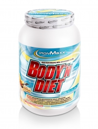 IRONMAXX Body n Diet, Dose 750g