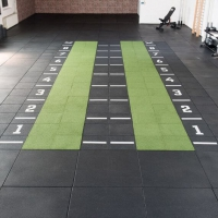 GYMFLOOR Functional Boden - Rubber Tile System 20 mm