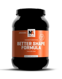 NUTRIATHLETIC Better Shape, Dose 650g