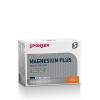 SPONSER Magnesium Plus, Fruit Mix Drink Box 20x6g à 200ml