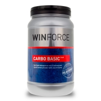WINFORCE Carbo Basic plus, 800g Dose, Polar Berries