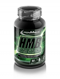 IRONMAXX HMB Ultra Strong, 90 Tabletten