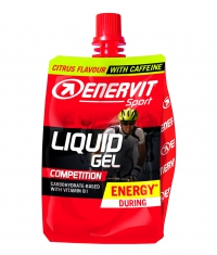 ENERVIT Liquid Gel Competition, 18x 60ml, Citrus with Caffeine