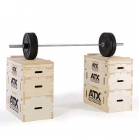 ATX Heavy Weight - Wood Jerk Block Set