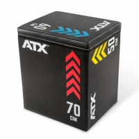 ATX Soft Plyo-Box / Sprungbox 50 x 60 x 70 cm