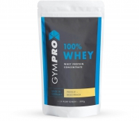 GYMPRO 100% Whey Protein Concentrate, Beutel 500g