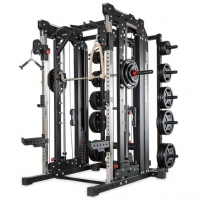 BARBARIAN Smith Cable Rack - Komplettset - Steckgewichte