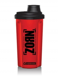 IRONMAXX Shaker Red/Black, 700ml
