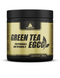 PEAK Green Tea Extract EGCG 120 Kapseln