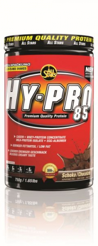 ALL STARS Hy Pro 85 Dose 750g, diverse Aromen