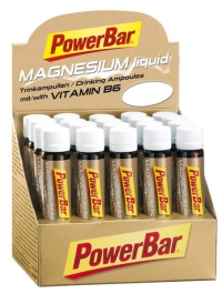 POWERBAR Magnesium Liquid 20x25ml