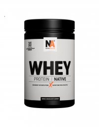 NUTRIATHLETIC Native Whey Formula, 650g Dose