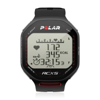 POLAR RCX5 Run black (Aktion solange Vorrat)