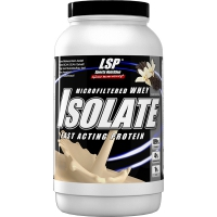 LSP Pure CFM Whey ISOLATE 750g Dose, div. Aromen